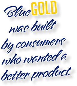 built by consumers